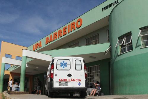 Visita técnica  Avaliar a infraestrutura e as condições de funcionamento da Unidade de Pronto Atendimento Barreiro - UPA BARREIRO - Comissão de Saúde e Saneamento
