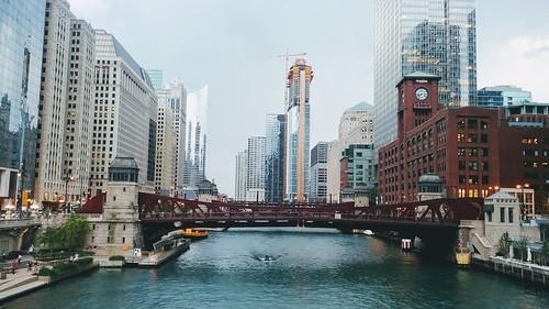 Chicago - DuSable Bridge