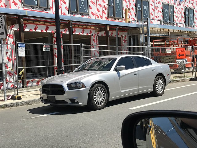 Beverly, MA Police Unmarked Dodge Charger AWD