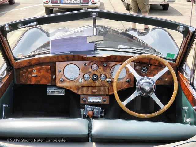 Jaguar XK 120 Cabriolet, 1954