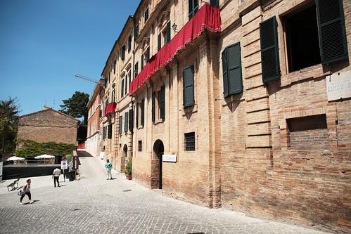 La casa di Giacomo Leopardi