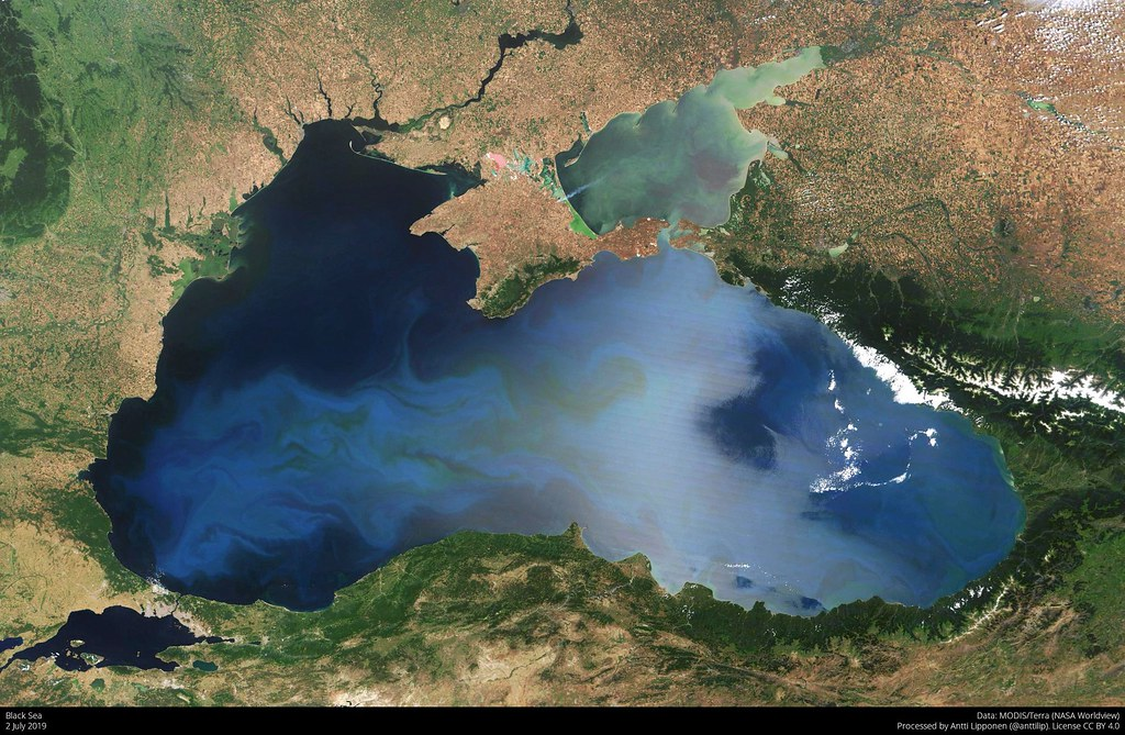 Black Sea 2 July 2019