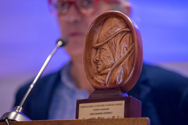 Premiación Tránsito Amaguaña - Quito