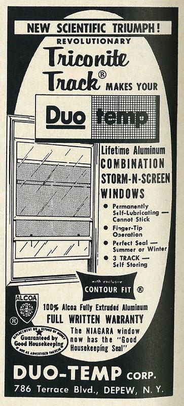 Duo-Temp 1958