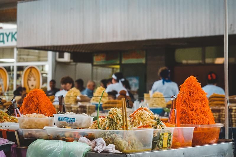 Kazakhstan, Green market