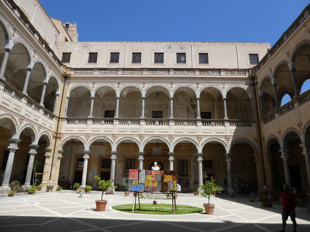 Palermo Central Library