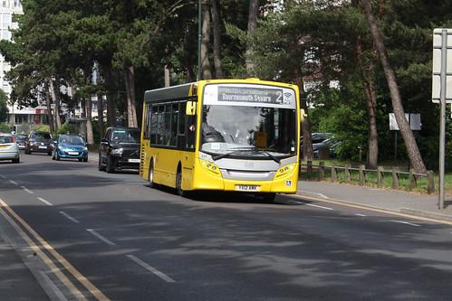 Yellow Buses 533 YX12AMK