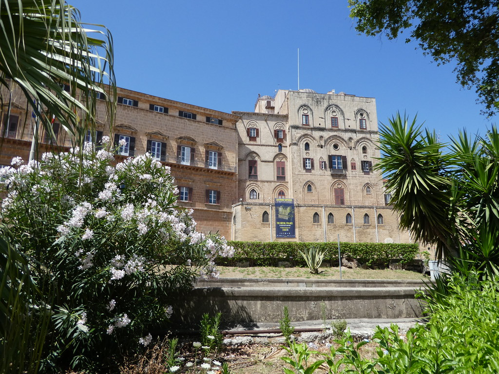 Palazzo Reale, Palermo