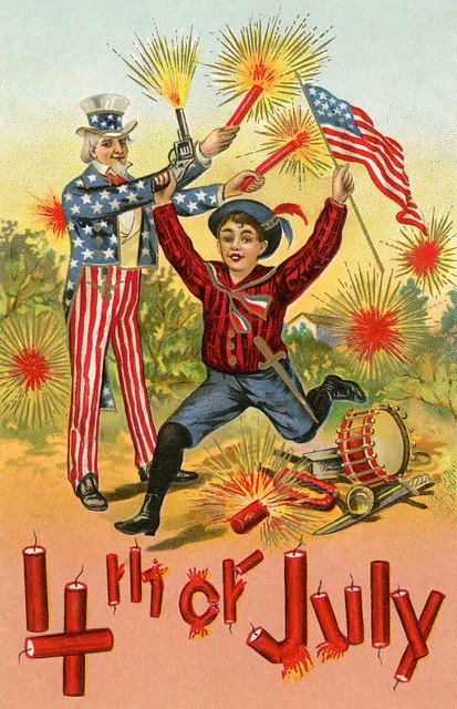 Have a Rootin' Tootin' Shootin' Fourth of July!