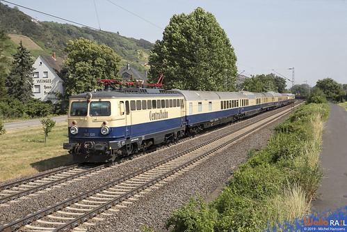 1042 520 . Centralbahn . Leutesdorf . 30.06.19.