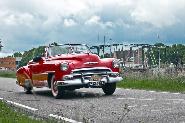 Chevrolet Styleline DeLuxe Convertible 1951 (7336)