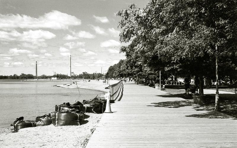 Sorcher on the Beaches Boardwalk