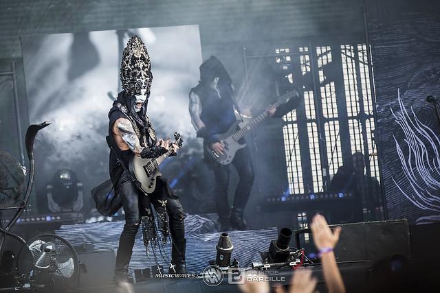 Behemoth @ Knotfest 2019, Paris | 20/06/2019