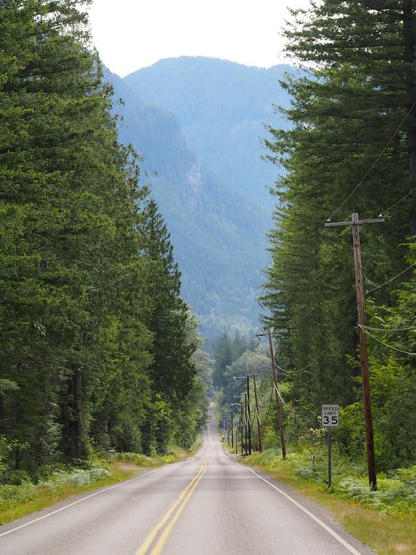 May Creek Road