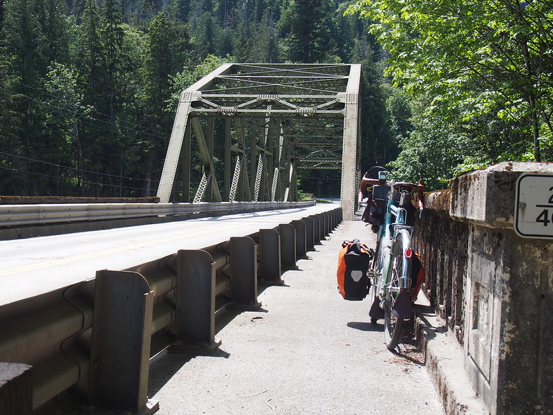 South Fork Skykomish Bridge