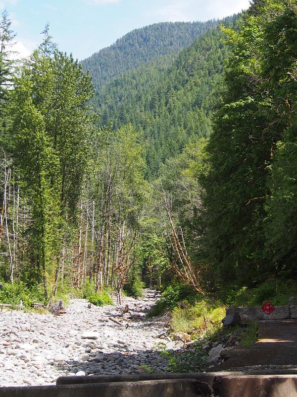 Index–Galena Road: Washout
