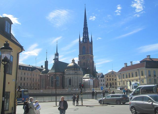 church, Stockholm