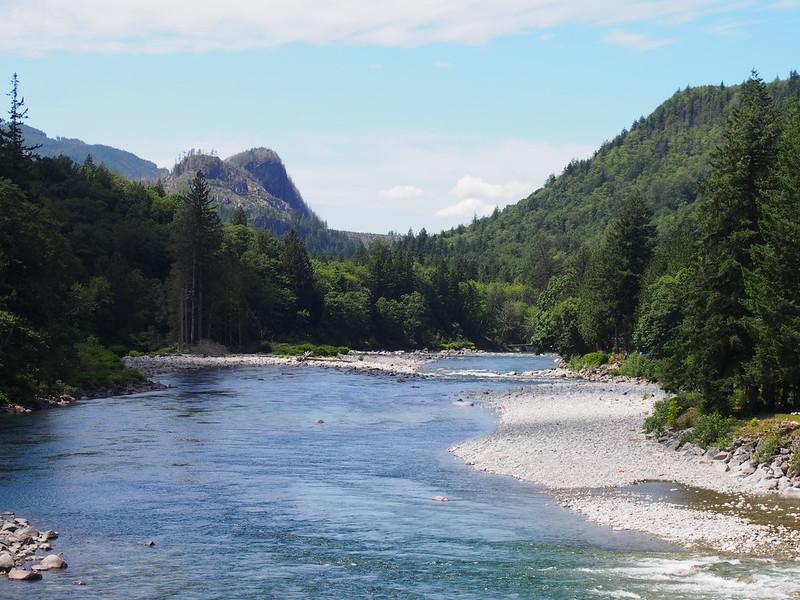South Fork Skykomish River