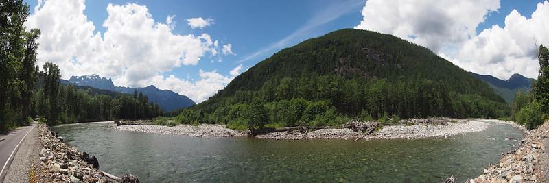 North Fork Skykomish River