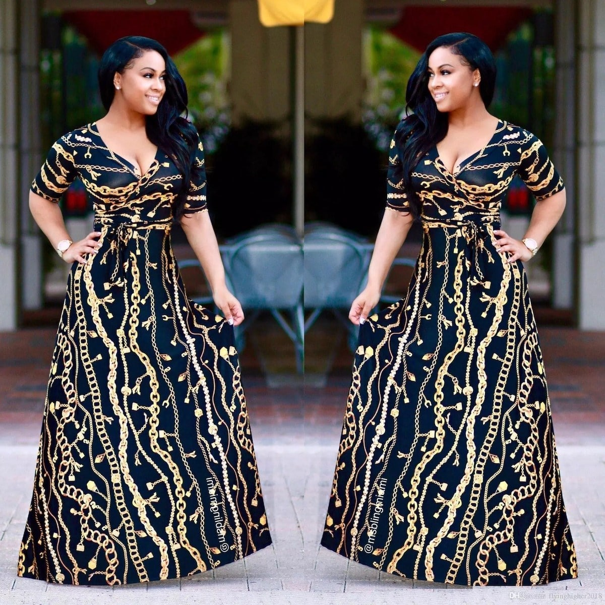 THE BEST AFRICAN PRINT DRESSES FOR LADIES