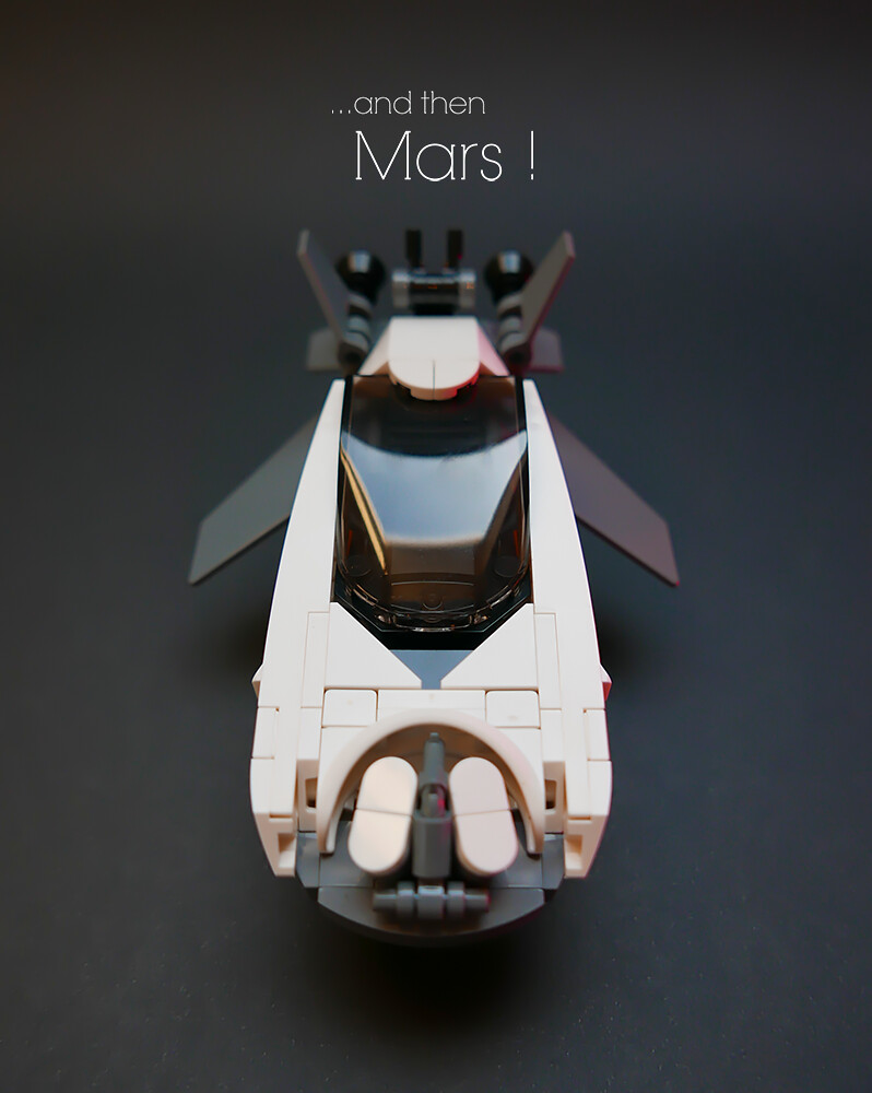 And then Mars!