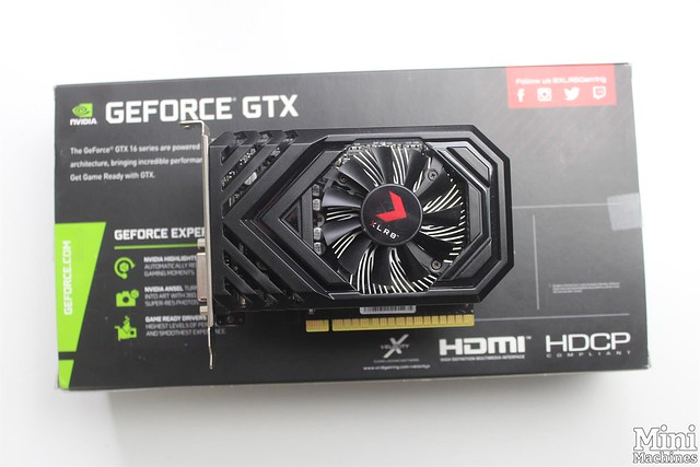 PNY GeForce GTX 1650 : Soft Power