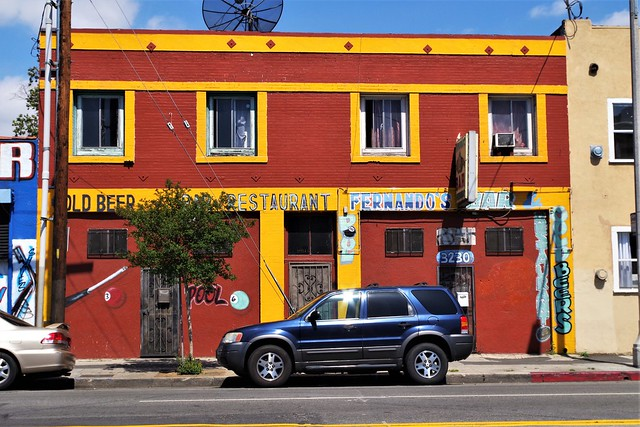 Fernando's Bar, S. Los Angeles  In Explore 7/3/19