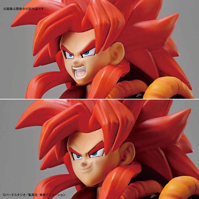Figure-rise Standard 《七龍珠 GT》「超級賽亞人4 悟吉塔」情報公開!超サイヤ人4ゴジータ