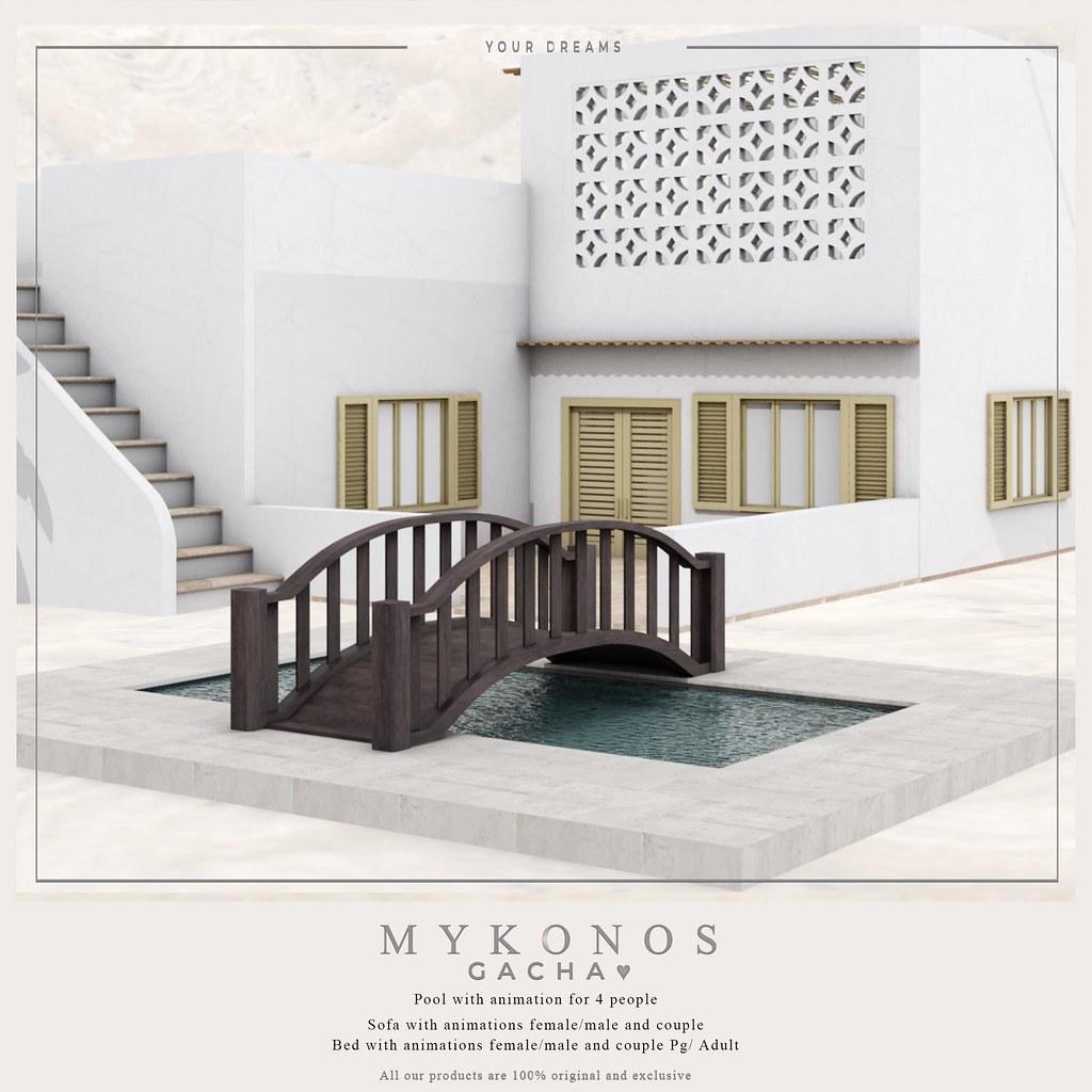 {YD} MYKONOS - TeleportHub.com Live!