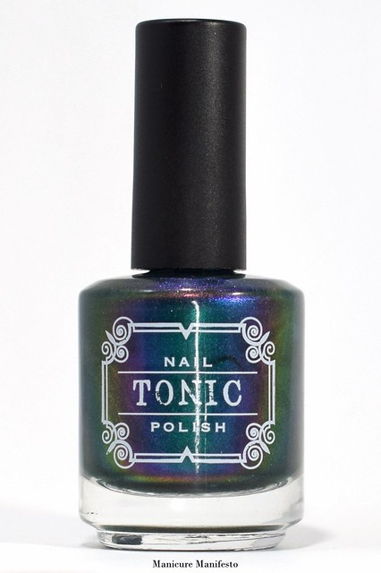 Tonic Polish The Places You'll Go Review