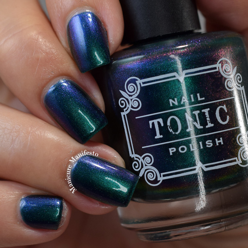 Tonic Polish The Places You'll Go