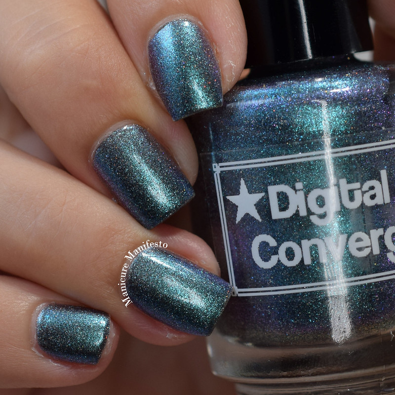 Digital Nails Convergent