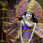 ISKCON Juhu Mangal Deity Darshan on 3rd July 2019
