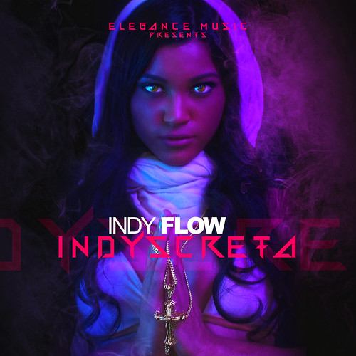 Indyscreta - Indy Flow - Cover