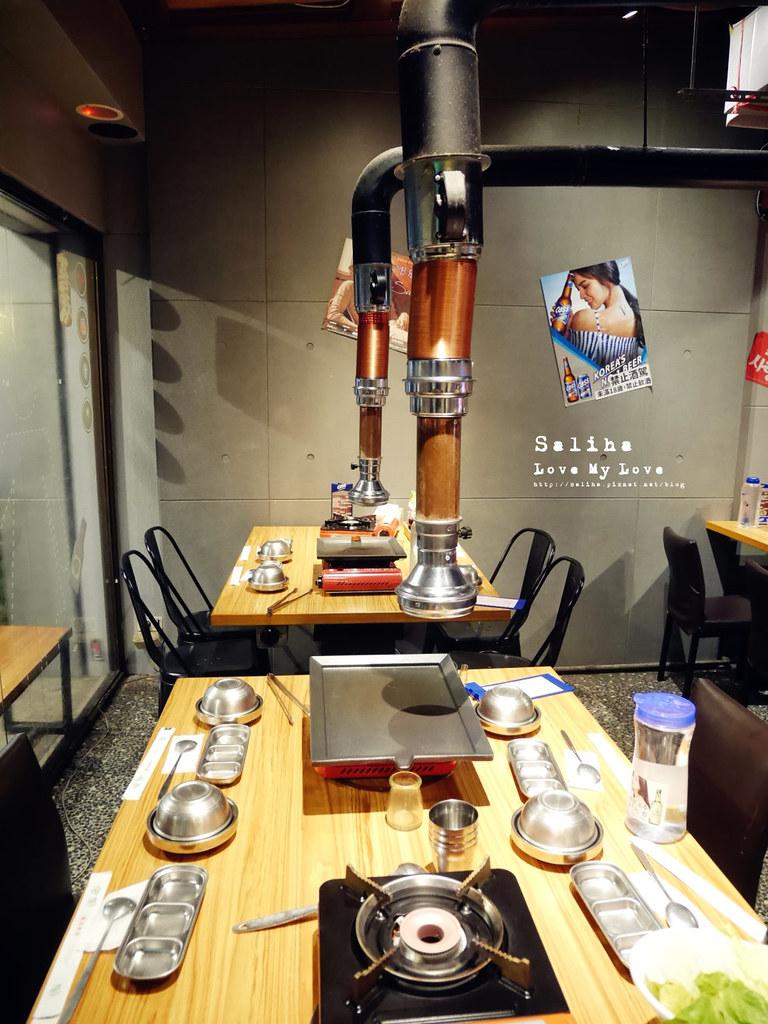 台北東區平價韓國燒烤熱炒吃到飽啾哇嘿喲韓式烤肉專門店 (3)