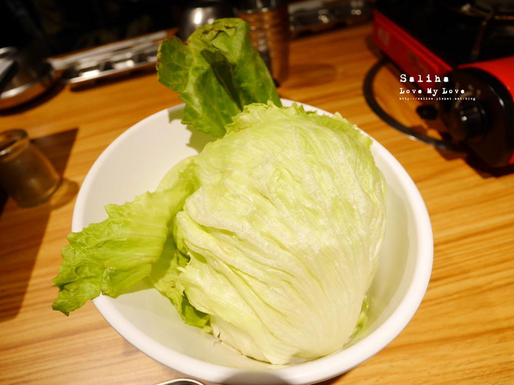 台北東區平價韓國燒烤熱炒吃到飽啾哇嘿喲韓式烤肉專門店 (6)