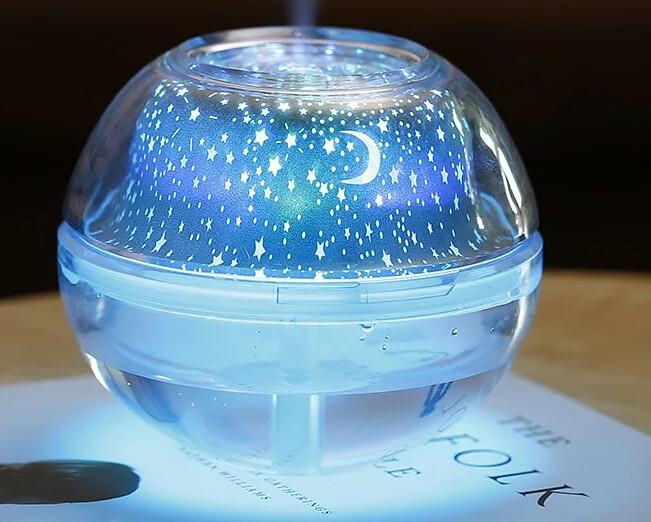 星空投影水氧機