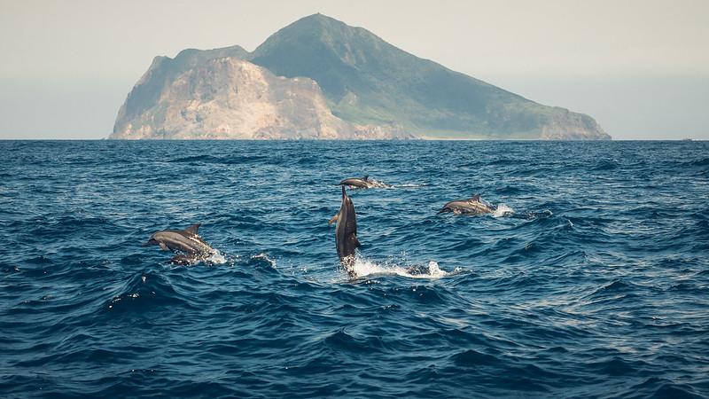 太平洋上|龜山島