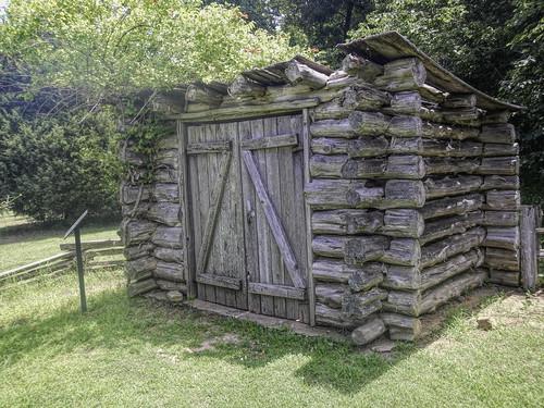 Gilcrease Cabin