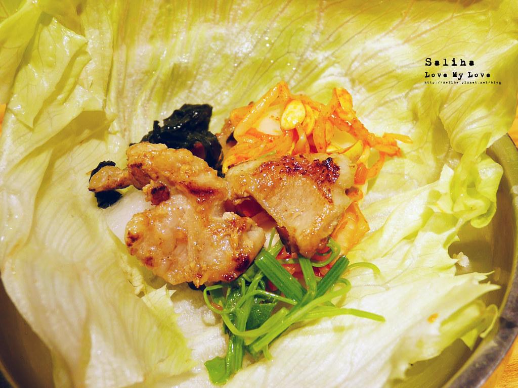 台北東區平價韓國燒烤熱炒吃到飽啾哇嘿喲韓式烤肉專門店 (22)