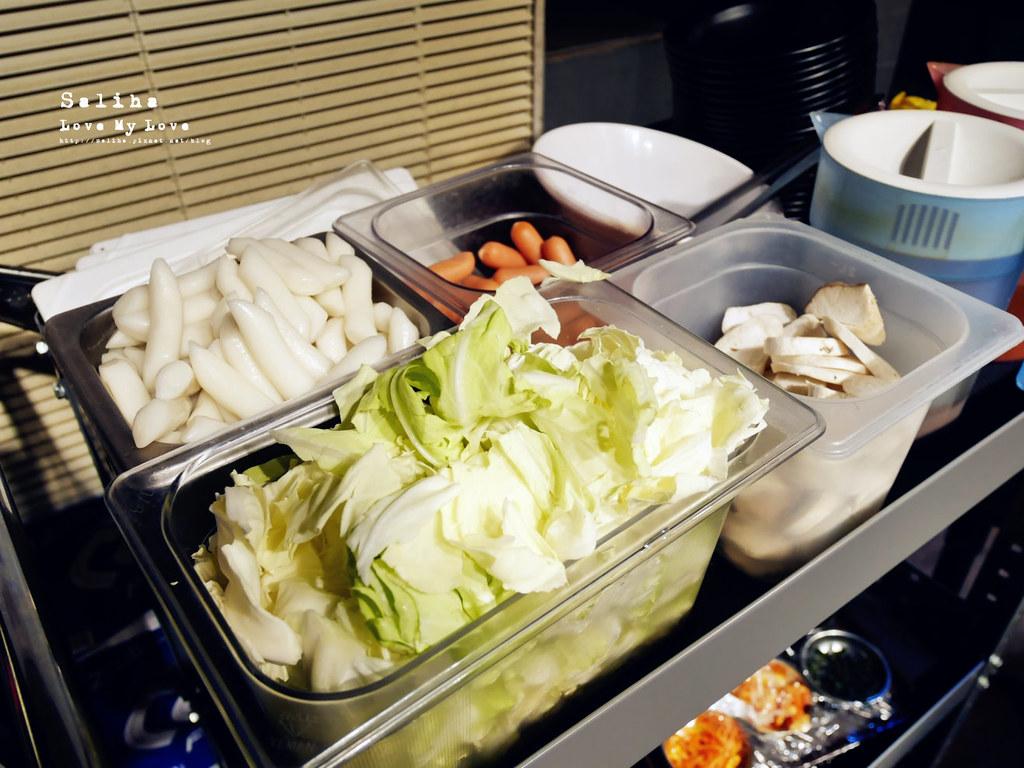 台北東區平價韓國燒烤熱炒吃到飽啾哇嘿喲韓式烤肉專門店 (9)