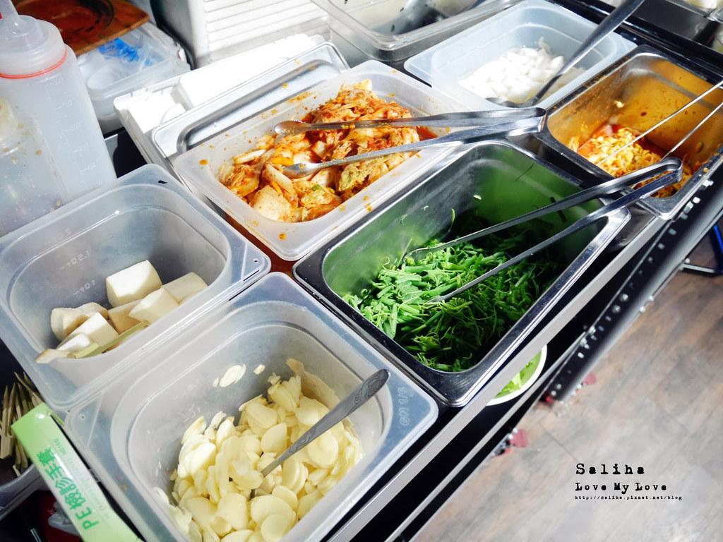 台北東區平價韓國燒烤熱炒吃到飽啾哇嘿喲韓式烤肉專門店 (10)