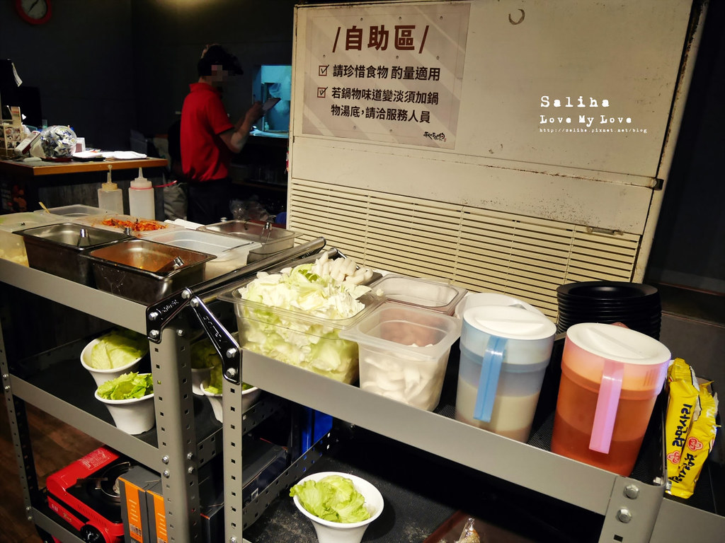 台北東區平價韓國燒烤熱炒吃到飽啾哇嘿喲韓式烤肉專門店 (8)