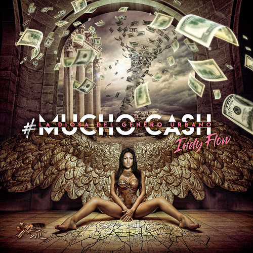 Mucho Cash - Indy Flow - Cover