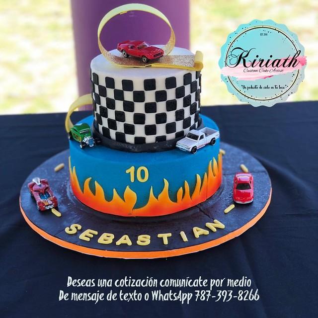 Cake by Kiriath Cakes Designer