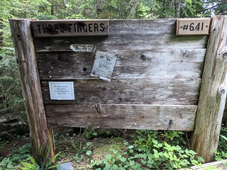 Three Fingers trail info | by angelatravels11