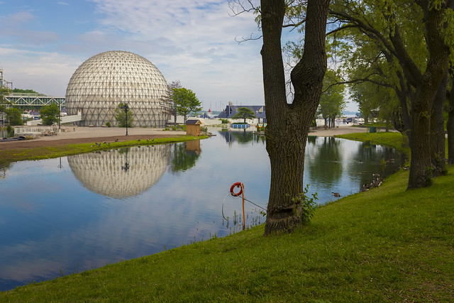 Ontario Place Reflections