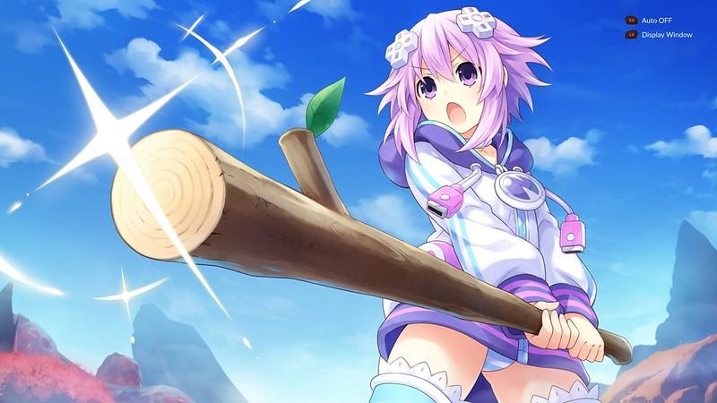 Super Neptunia RPG - Panty Sticks