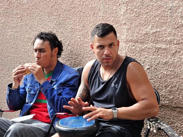 Moroccan Dudes