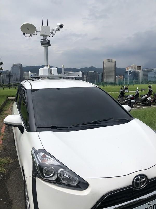 1080702新聞相片-高噪音照相採證車